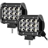 2-Pc. Lighting EVER LED Driving Spot Light