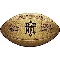 NFL Duke Metallic Edition Balón de fútbol Americano Wilson