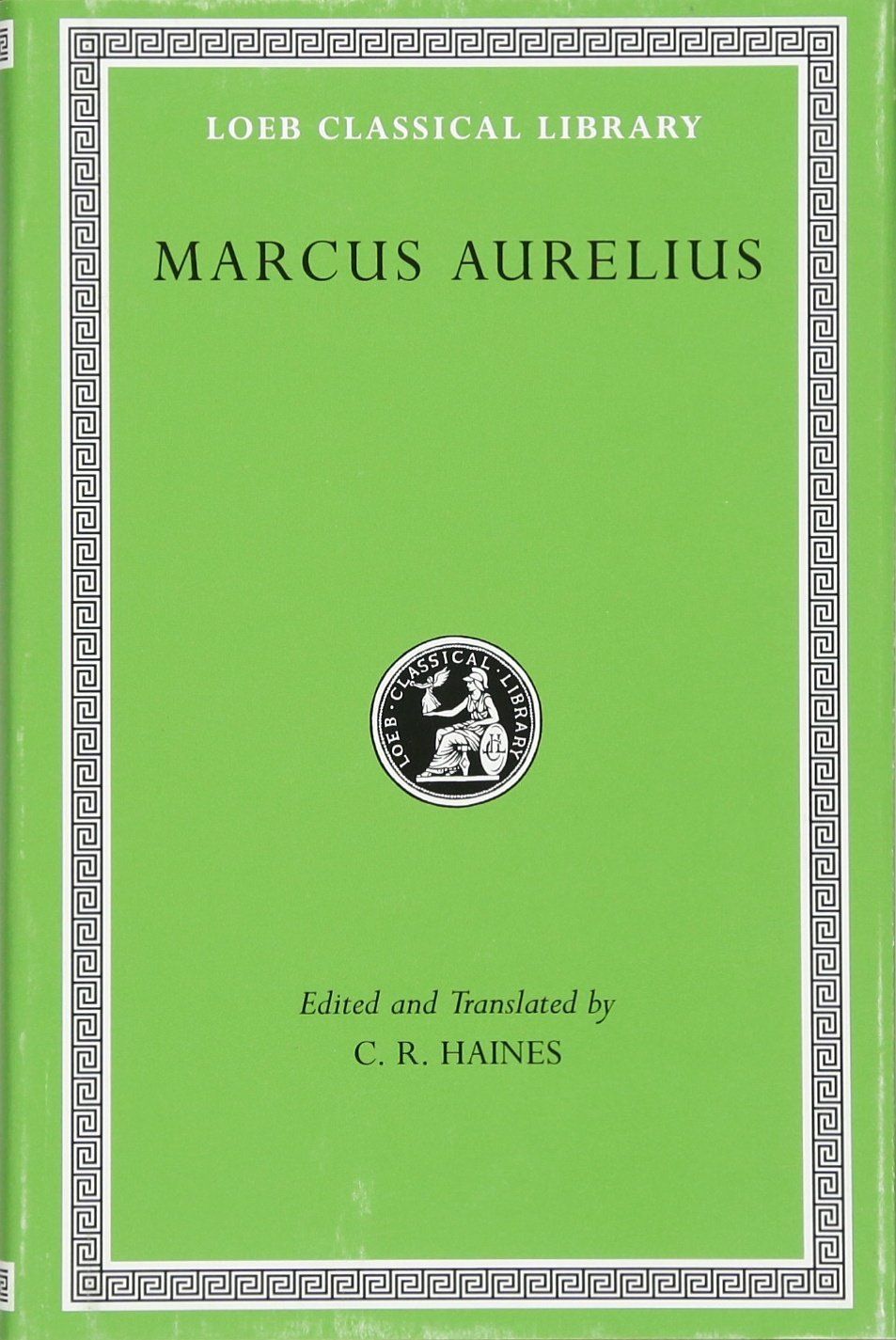Works (Loeb Classical Library 58)