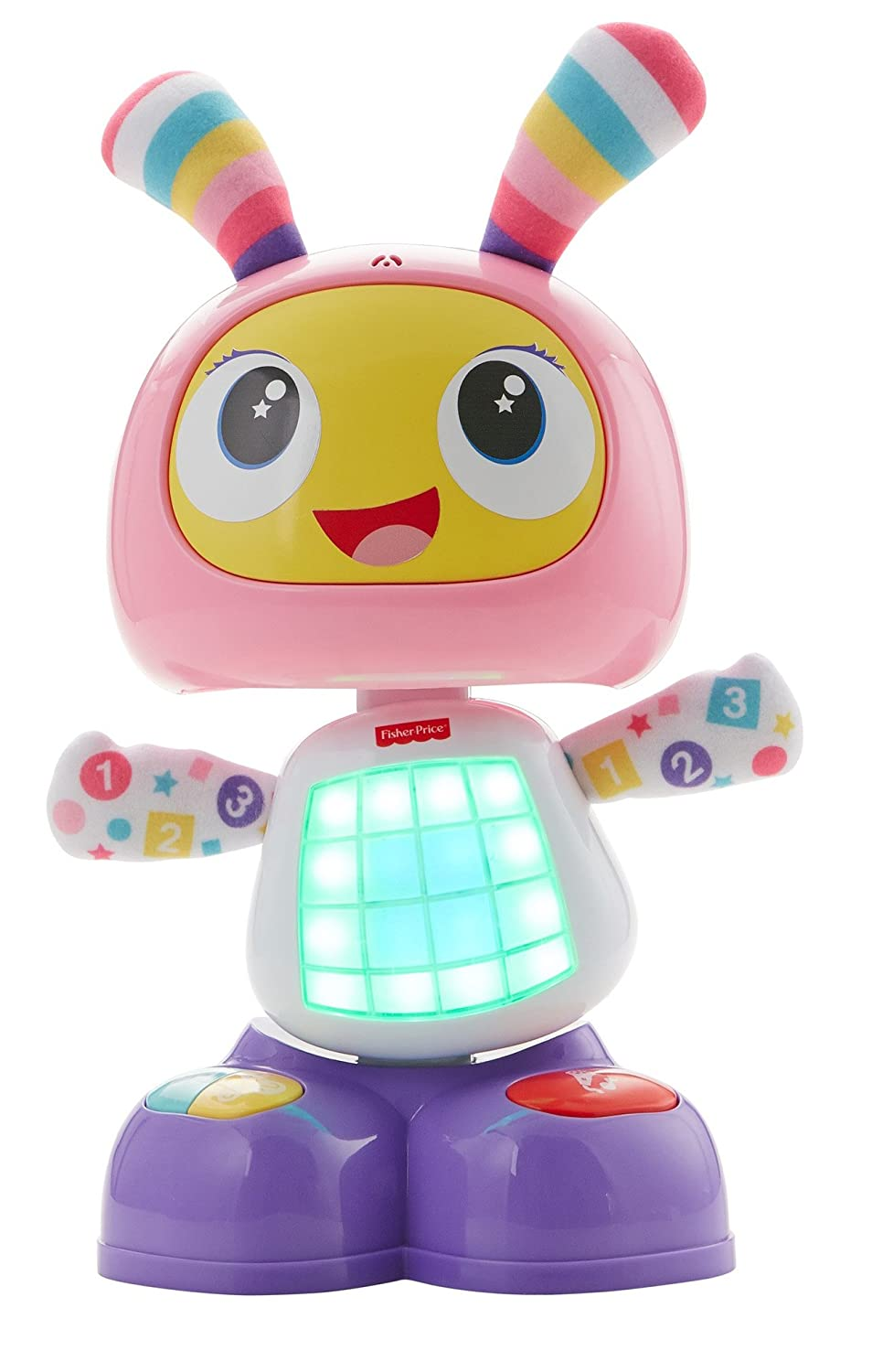 Fisher Price Toys : Baby activity toy fisher price robot beatbelle infant