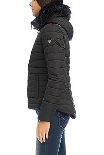 Guess Jeans Doudounes Jeans m84l36 Noir  Amazon.fr  Vêtements et ... 34e77c4b99a