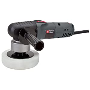 PORTER-CABLE Variable Speed Polisher, 6-Inch (7424XP)