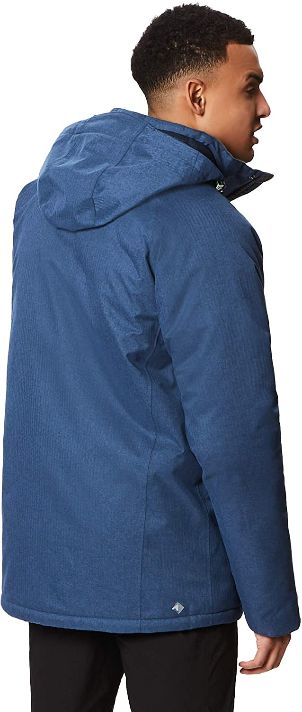 Regatta Herren Highside Iii Waterproof and Breathable Breathable Breathable Thermoguard Insulated Hooded Jacke B07DPRY7L2 Jacken Erste Gruppe von Kunden 914ede