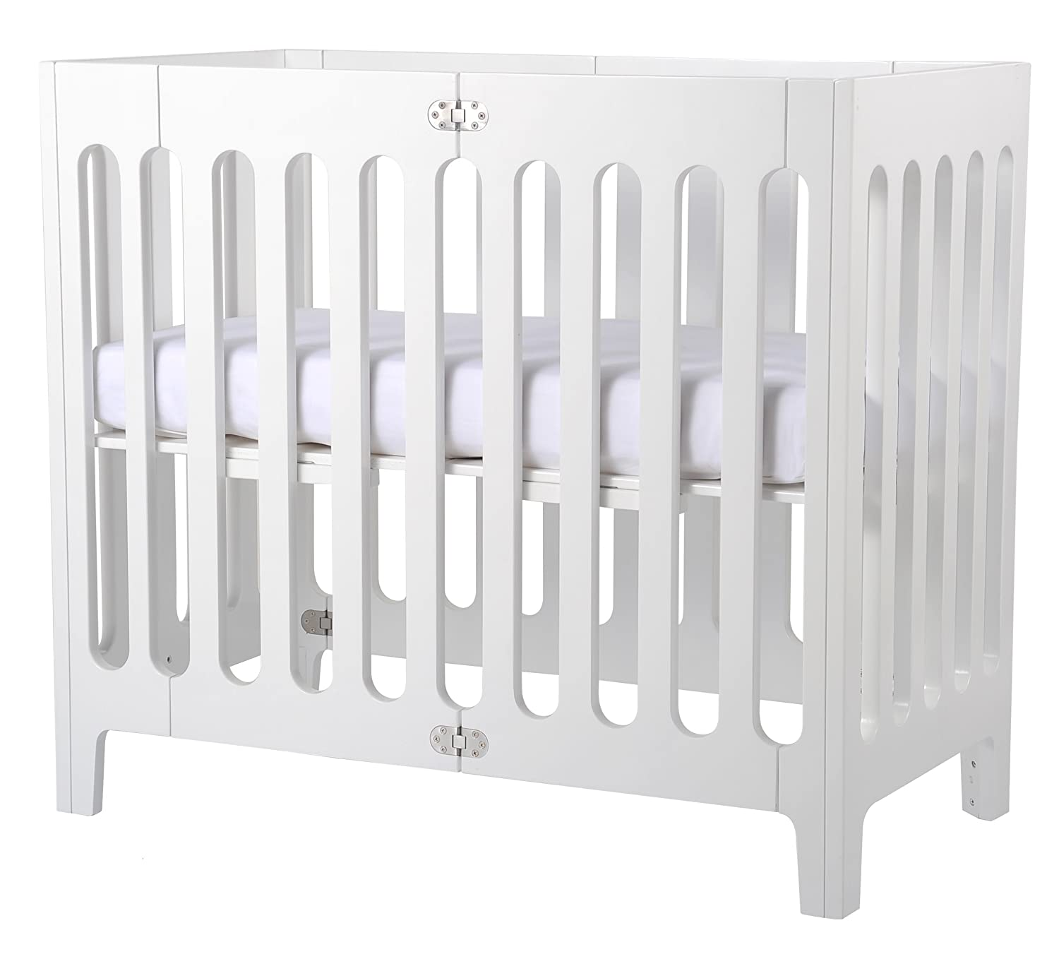 bloom alma urban cot (coconut white) amazoncouk baby -