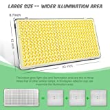 Led Grow Lights for Indoor Plants, Bozily 300w