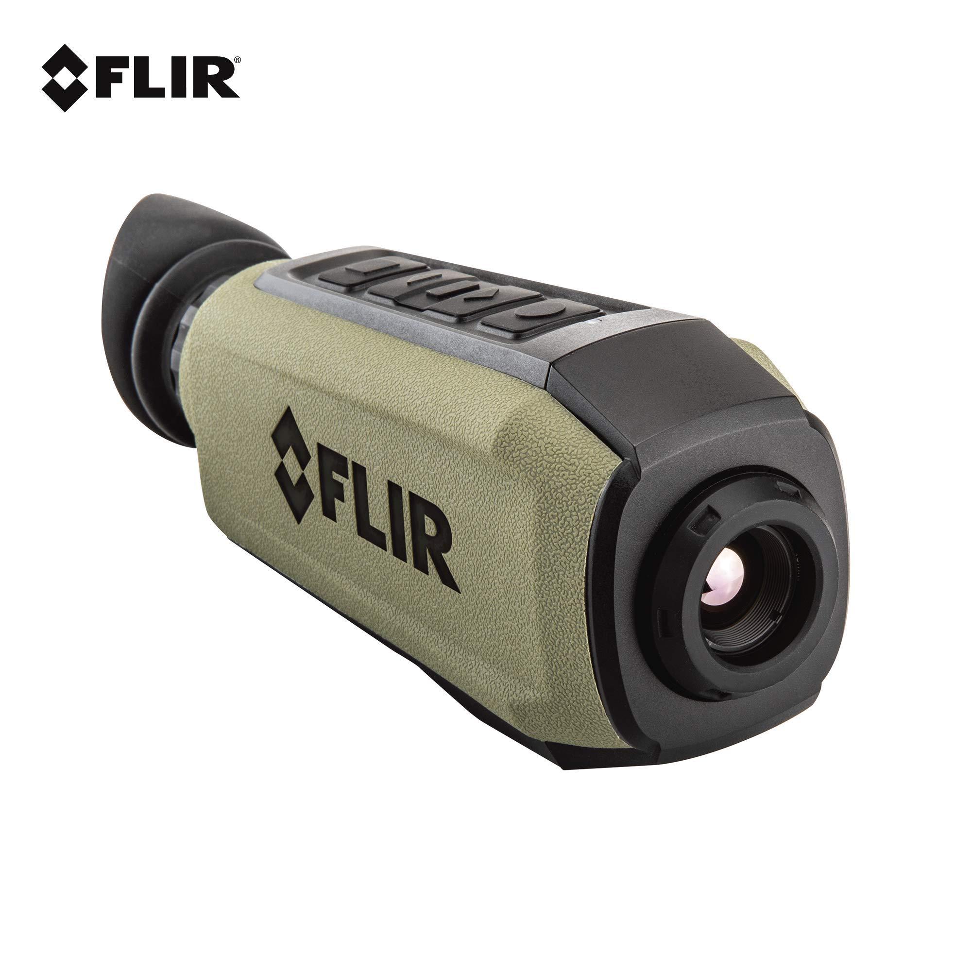 FLIR Scion OTM 60Hz 320 Thermal Imaging Monocular 14mm by FLIR Systems, Inc.