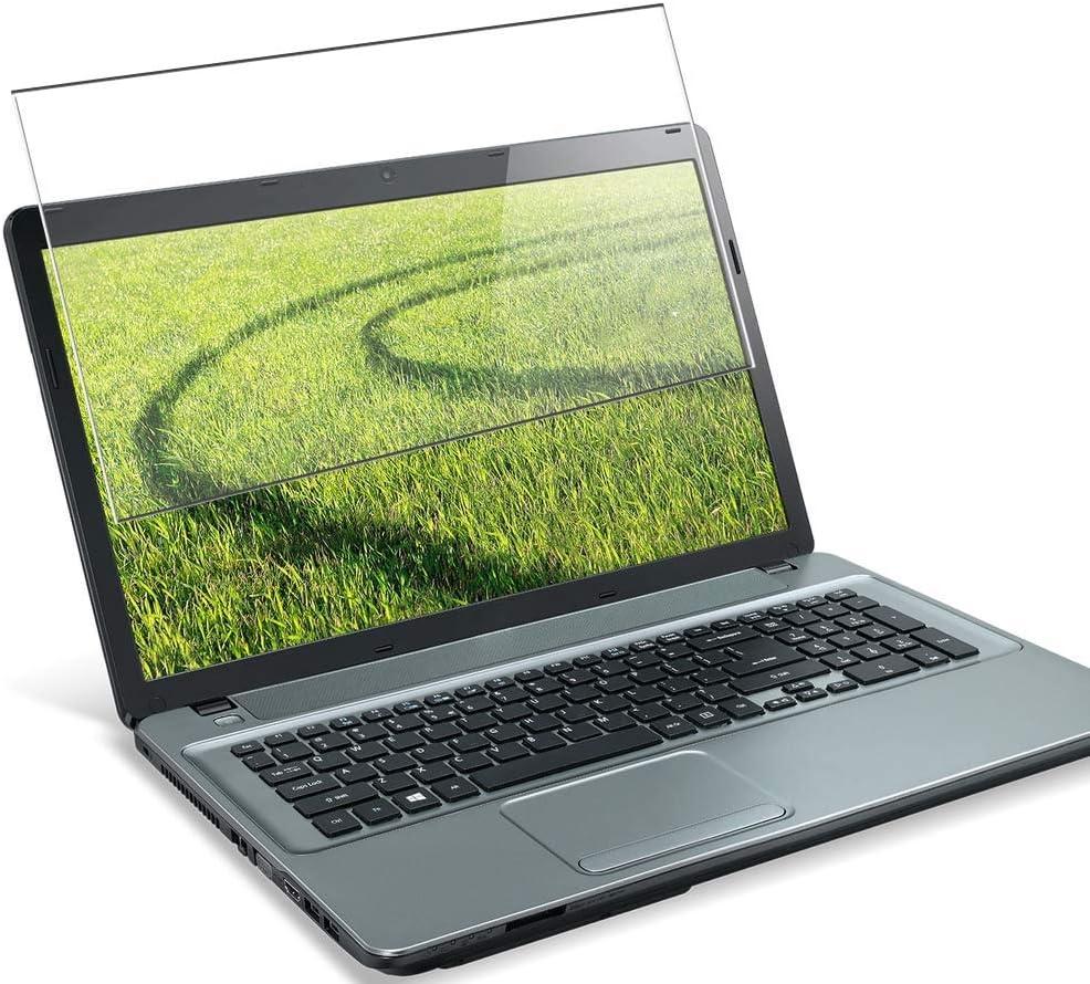 Puccy Privacy Screen Protector Film, Compatible with Acer ASPIRE E1-771 / E1-771G / E1-772 / E1-772G 17.3