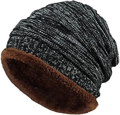 Tough Headwear Cable Knit Beanie Thick Soft /& Warm Chunky Beanie Hats for ...