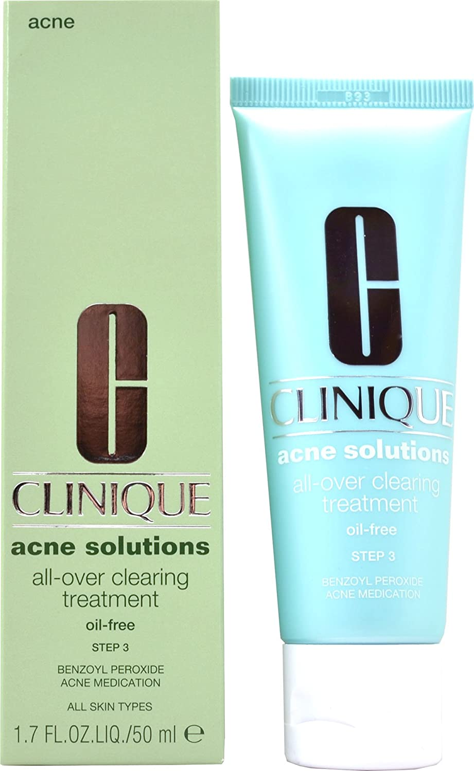 Acne Solutions Cleansing Foam by Clinique #16