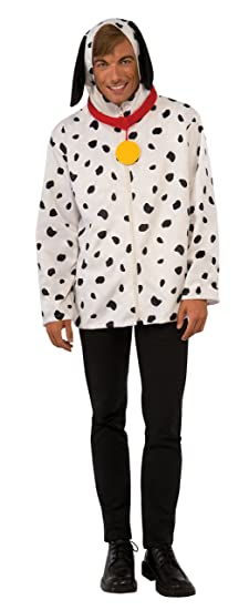 3e51945c9 Rubie s Costume Co Dalmatian Hoodie- Guy Costume