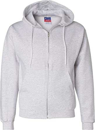 97f324e25c34 Champion Men s Double Dry Action Fleece Full Zip Hood at Amazon ...