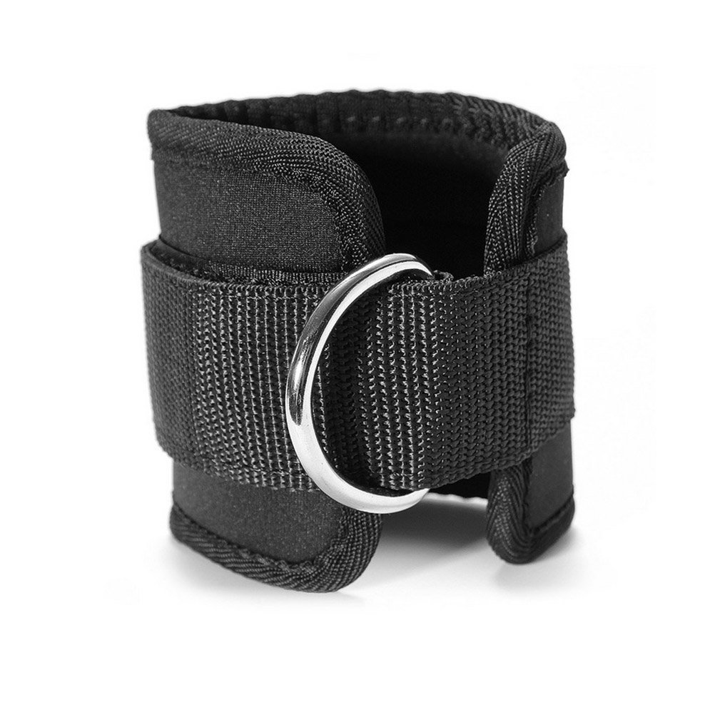 VORCOOL 2pcs Ankle Wrist Weights Ankle Strap Black