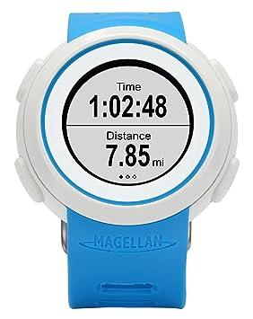 Magellan Echo Smart Montre Bracelet de Sport Bleu