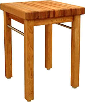 Catskill Craftsmen French Country Square Butcher\'s Block
