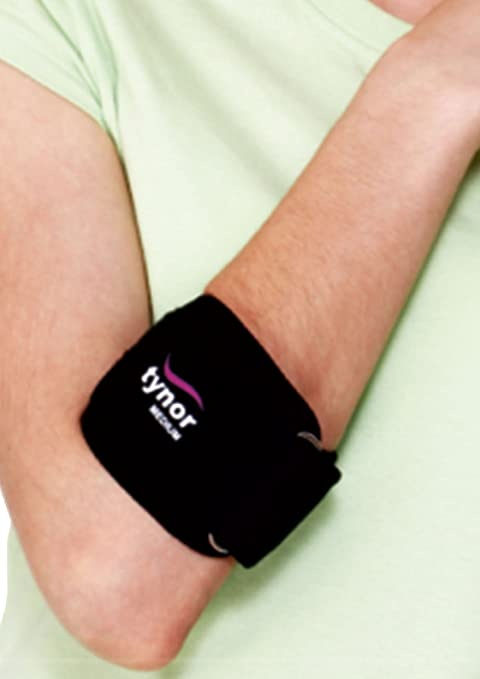 2411edeae0 Buy Tynor Tennis Elbow Support - Medium Online at Low Prices in India -  Amazon.in