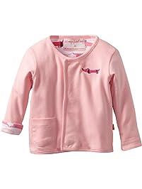 Magnificent Baby-Girls Newborn Reversible Cardigan