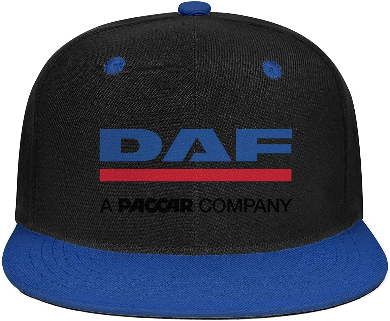 DAF truck Baseball Unisex Cap Blue color Adjustable size! 100/% cotton