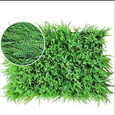 YNFNGXU Panel De Seto Artificial De Boj Verde Hiedra Privacidad Aislamiento Valla, Patio Exterior Boda Jardín Decoración De La Pared (Color : A): Amazon.es: Hogar