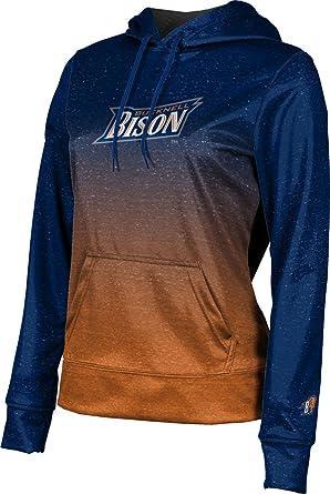 ProSphere Bucknell University Girls Zipper Hoodie Gradient School Spirit Sweatshirt