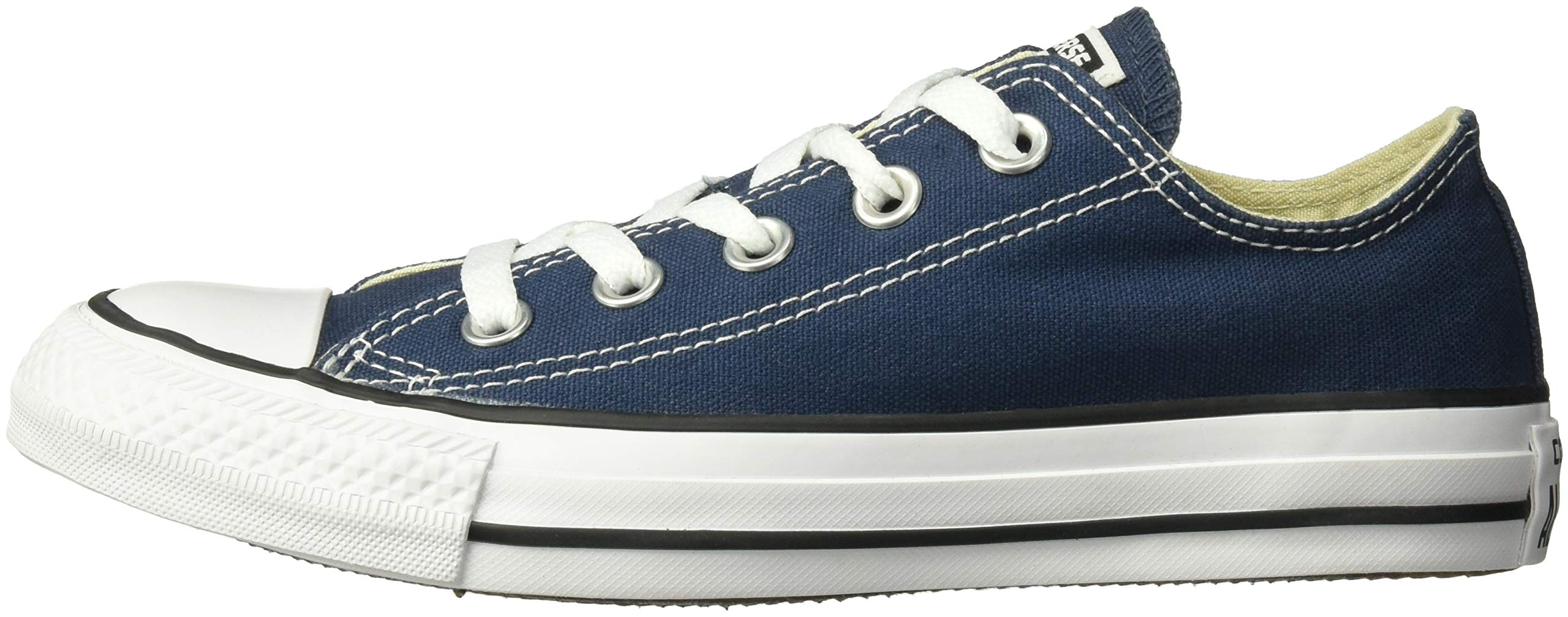 Converse Unisex Chuck Taylor All Star Low Top Navy Sneakers - 12MN-14WO B(M) US by Converse (Image #5)