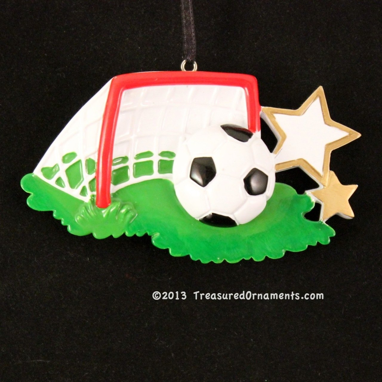 Lawyer christmas ornaments - Amazon Com 2482 Soccer Ball Hand Personalized Christmas Ornament Home Kitchen