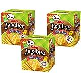 カルビー Jagabee うすしお味 80g(16g×5袋)×3個