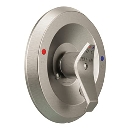 moen t8350cbn commercial m dura moentrol single handle valve trim