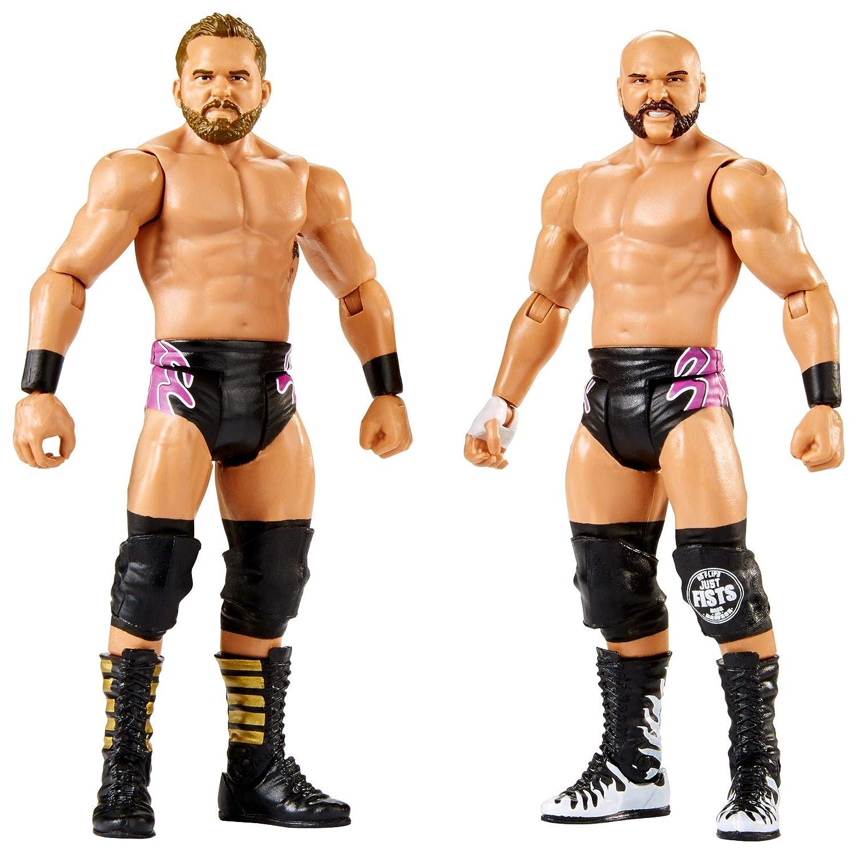 WWE Series # 51 Dash Wilder & Scott Dawson Figures, 2 Pack