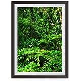 MahaVastu Green Scene - Vastu Remedy, Portait Painting (Size : 17.5 x 23.5 Inches)