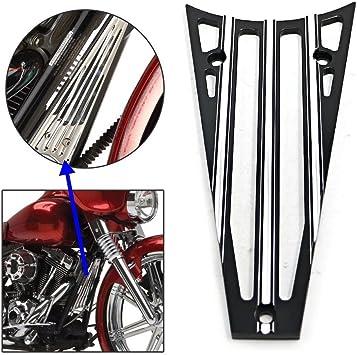 Motorcycle Chrome Billet Frame Grill For Harley Road King Road Glide 2009-2013