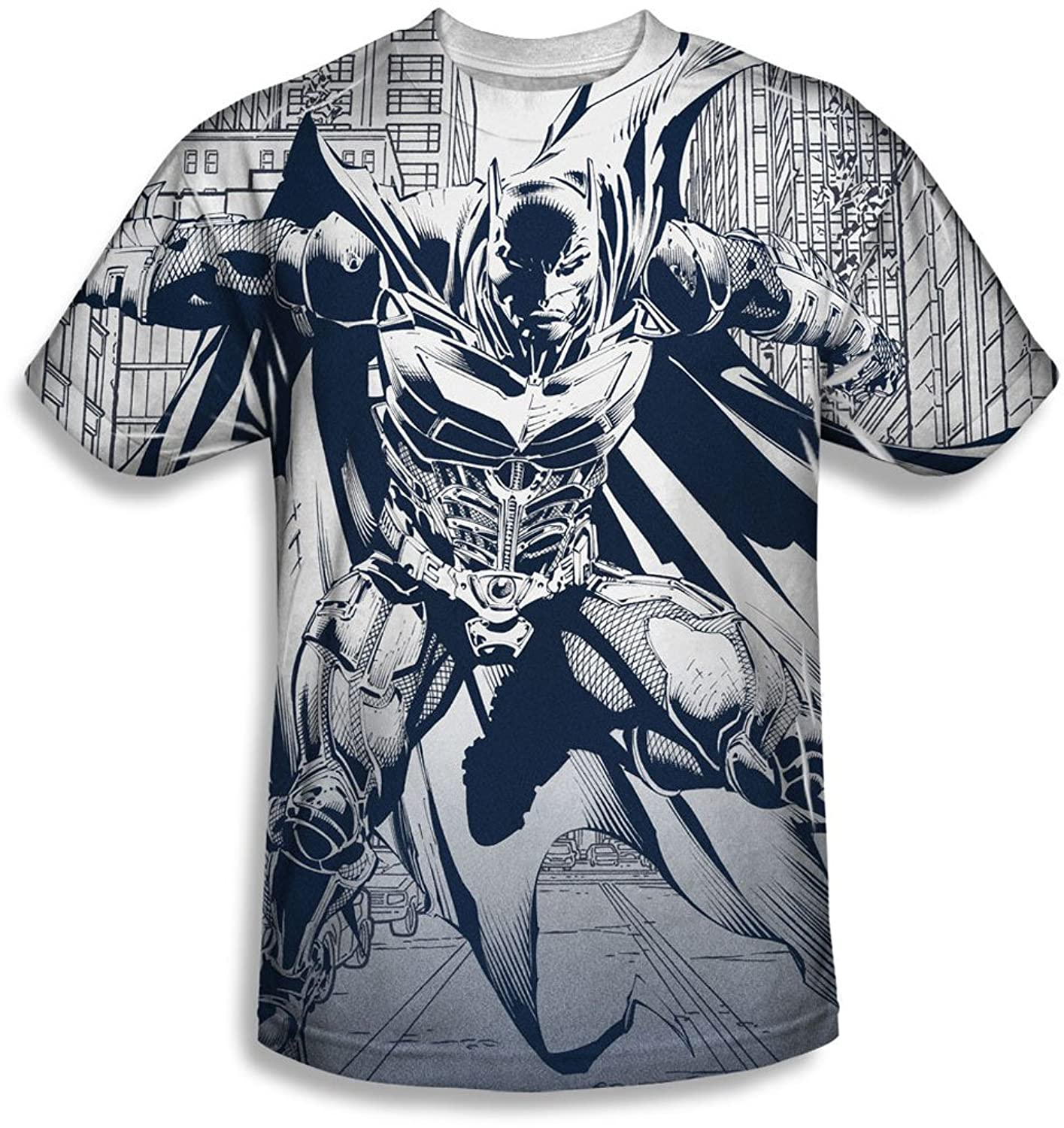 Batman: Dark Knight Rises - Youth Concept Justice T-Shirt