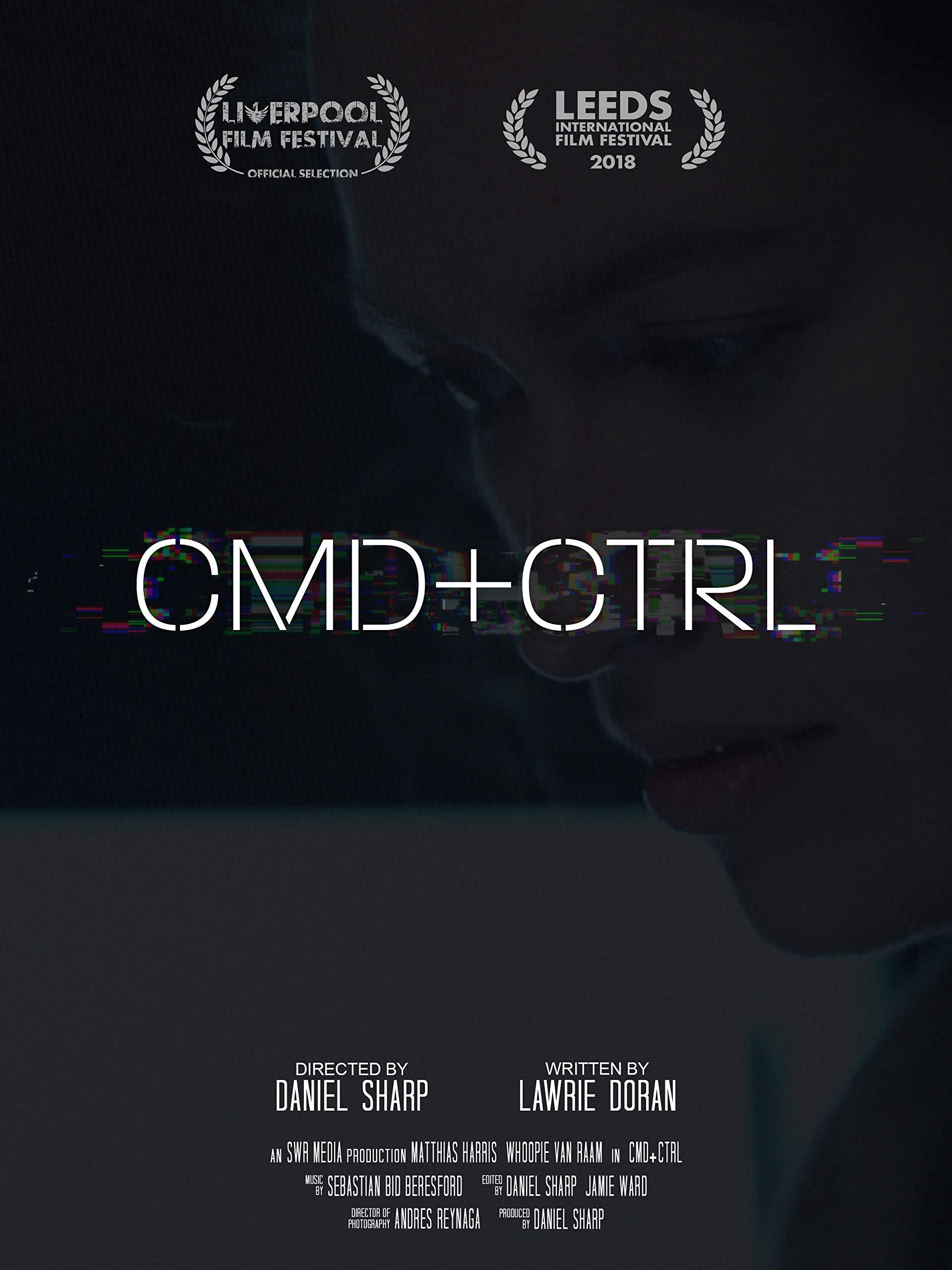 Cmd + Ctrl on Amazon Prime Video UK