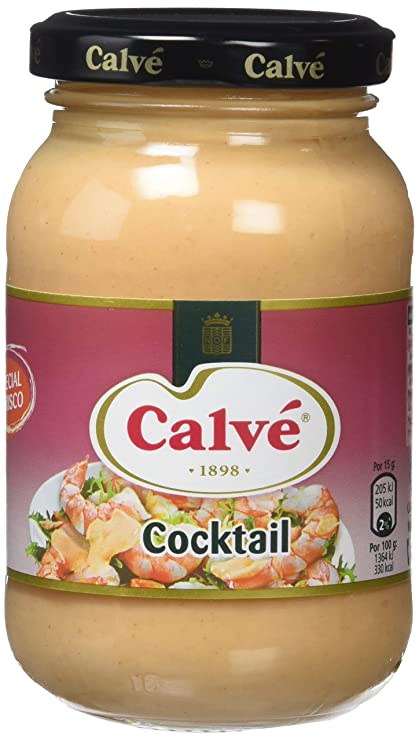 Calvé Salsa Cocktail - 225 ml