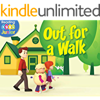 Out for a Walk (Reggie and Friends Book 8)