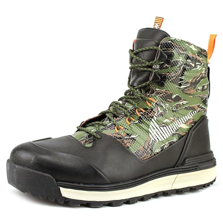buy popular aefb9 189bd ... Lagoon Voltage Green Nike Mens Lunar Terra Arktos ACG Winter Boots ...