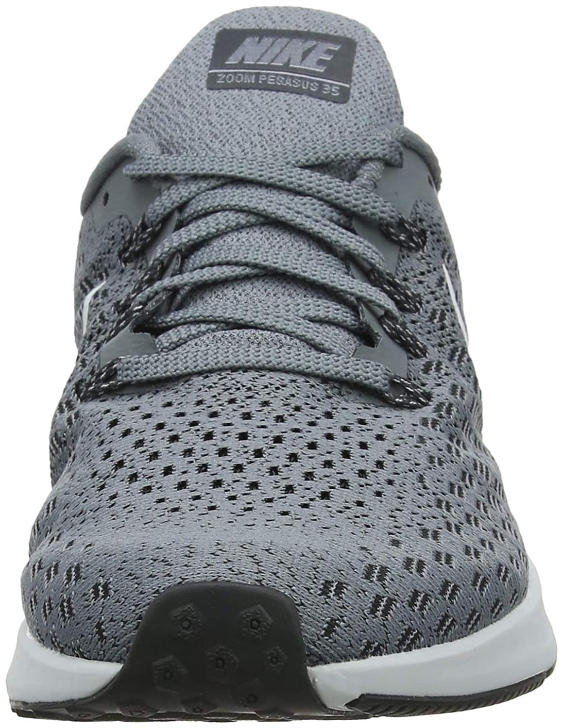 Amazon.com | NIKE Mens Air Zoom Pegasus 35 Running Shoe, Cool Grey/Pure Platinum-Anthracite, 10.5 | Road Running