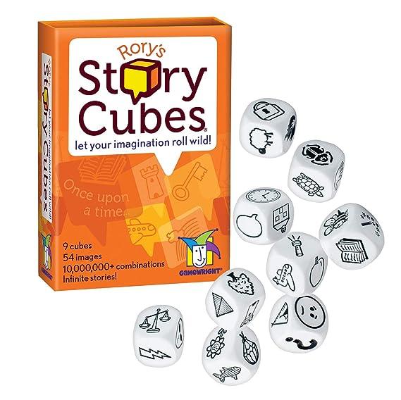 Amazon.com: Cubos de historias Rorys: Toys & Games