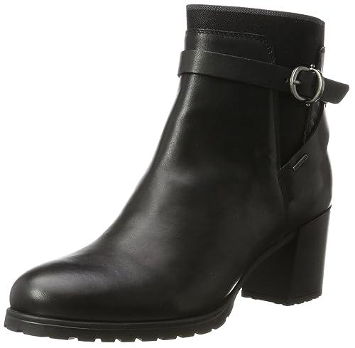 Offerte scarpe scarpe Geox LISE ABX B Stivali Nero Donna