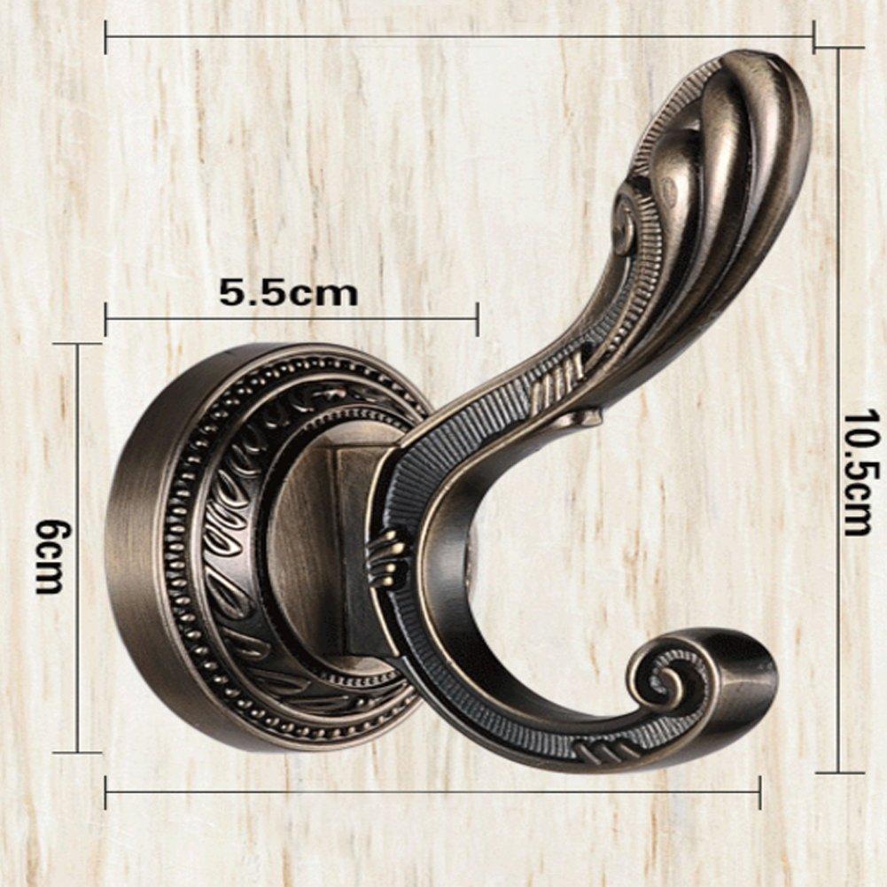 Cucumis perchero de estilo europeo de la antigua bronce ...