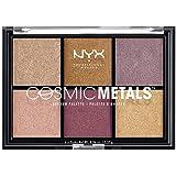 NYX 专业化妆品金属影子调色板,0.04 盎司