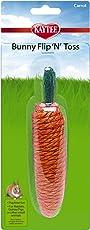 Superpet Bunny Flip N Toss Carrot (Pack of 3)