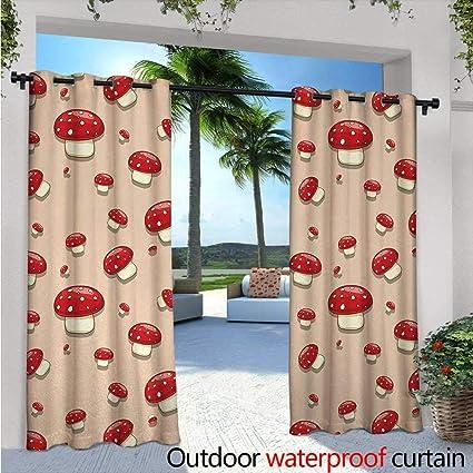 Amazon.com: Cortina de privacidad para exteriores con diseño ...
