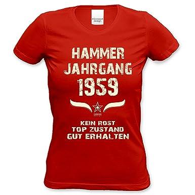 Geschenk 60 Geburtstag Damen Kurzarm T Shirt Geschenkidee Fur Sie