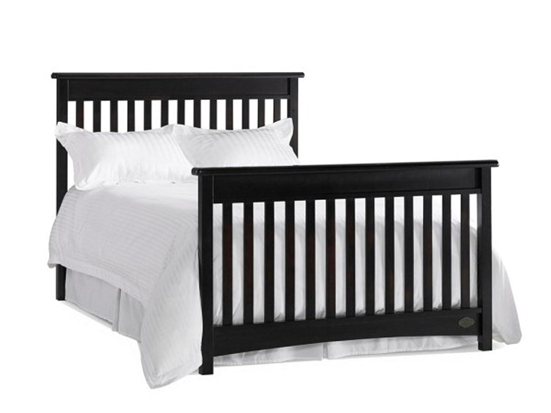 Bonavita crib for sale used - Amazon Com Bonavita Peyton Lifestyle Bed Rail Espresso Discontinued By Manufacturer Conversion Rails Baby