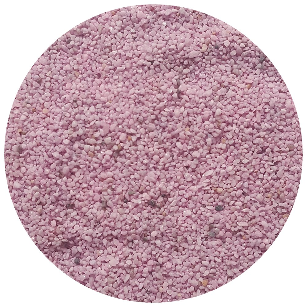 Taygum Eco-Friendly Colred Sand,, 2.2lb Bag for Crafting, Vase Fillers, Sand Art, Sand Box, Home-Decor(Light Pink)