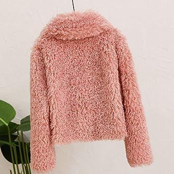 Misaky Women's Overcoat Winter Warm Thick Coat Solid Parka Outercoat Jacket Cardigan Coat