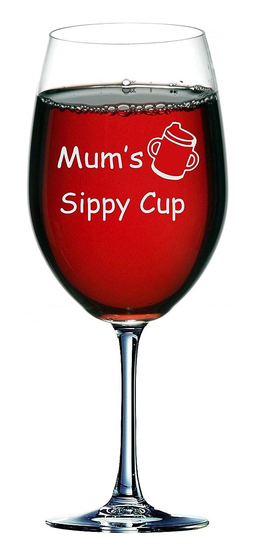Gobelet 750 ml de maman Verre de vin (peut contenir une bouteille entiè re de vin) Lapal Dimension