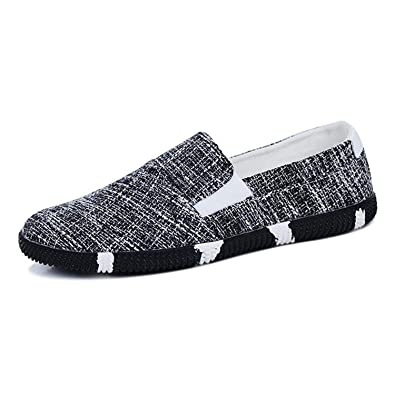56d82f454ff74 Amazon.com | Get-in 2019 Fashion Shoes Men Summer Casual Breathable ...