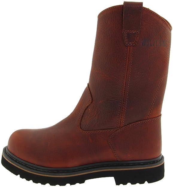 212bdf091a0 Wolverine Men's W03146 Wellington Boot: Amazon.ca: Shoes & Handbags