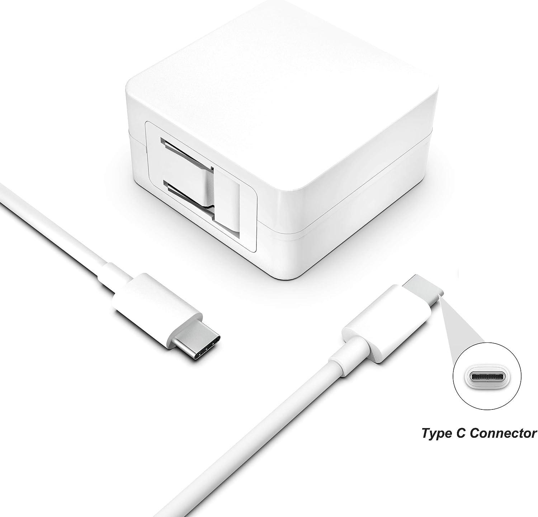 Apple 30W USB-C Power Adapter Renewed for MacBook, MacBook Pro